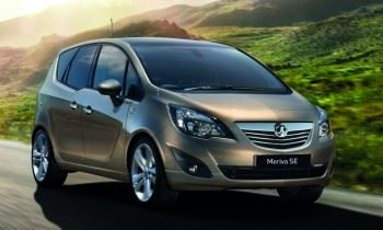 New Meriva B (2010-) VXR Styling Pack