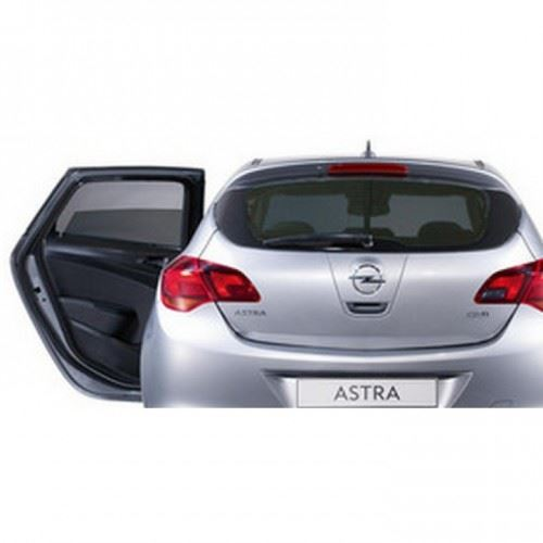 Astra GTC Privacy Shades- Rear & Side Windows