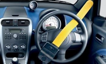 Corsa C (2001-2006) Steering Wheel Security Bar