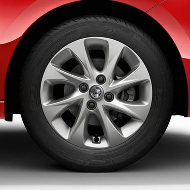 Viva 15 Inch Alloy Wheels - Set of 4 with Winter Tyres
