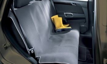 Astra H 3 Door (2005-) Rear Seat Protection Cover