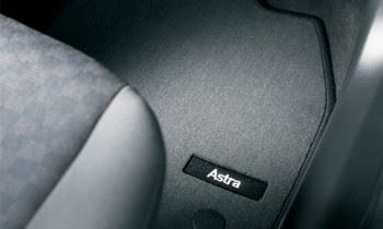 Astra H Estate (2005-2010) Deluxe Mats - Velour