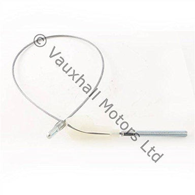 Genuine Vauxhall Cavalier Hatchback Handbrake Cable Left 90375403