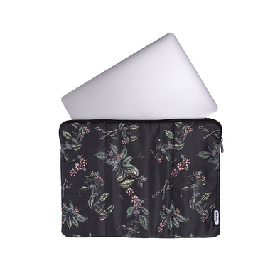Estuche Laptop Estampado Café Citybags Multicolor