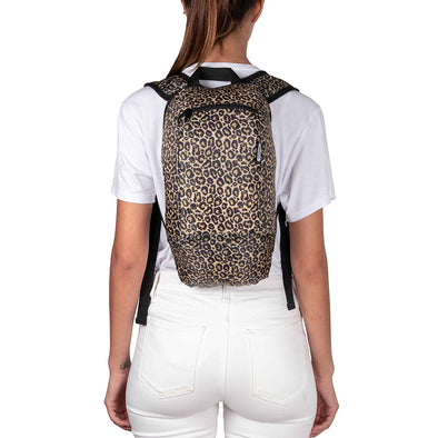 Morral Trekking Estampado Animal Print Citybags Multicolor