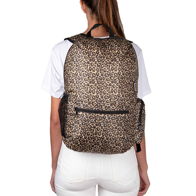 Morral Plegable Estampado Animal Print Citybags Multicolor