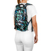 Morral Trekking Estampado Abstracto Citybags Multicolor