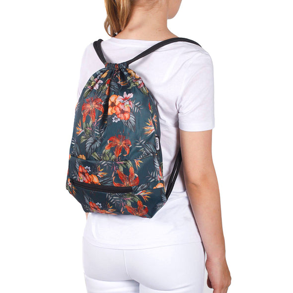 Tula Plegable Estampado Flores