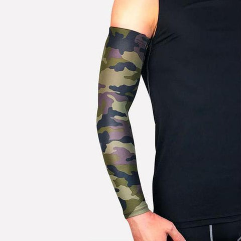 camouflage gaming sleeve - friction reduction-smooth aim-mouse movement - ConsistAim