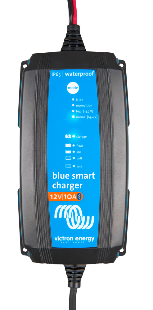 Victron Blue Smart IP65 10 Amp Battery Charger