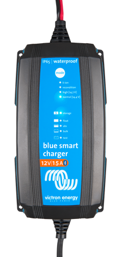 Victron Blue Smart IP65 15 Amp Battery Charger