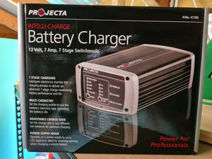 Projecta Intelli-Charge IC700 7 Amp Battery Charger