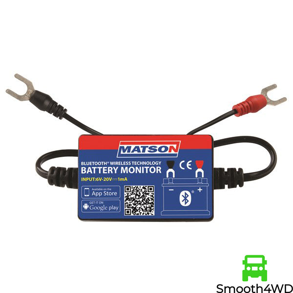 Matson MA98412 Bluetooth Battery Monitor