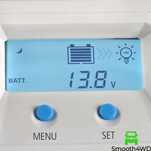 Load image into Gallery viewer, Projecta SC245 45A 12V/24V Automatic 4 Stage Solar Controller