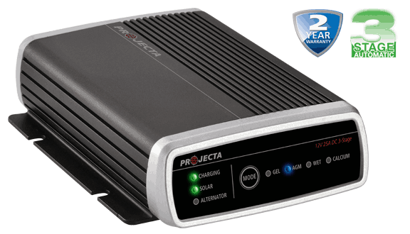 Projecta IDC25 25 Amp DC-DC Charger