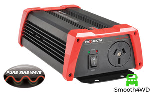 Projecta 12V 350W Pro Wave Pure Sine Inverter