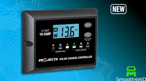 Projecta SC110 10A 12V Automatic 4 Stage Solar Controller