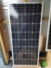 Load image into Gallery viewer, 100W 12V Solid Solar Panel