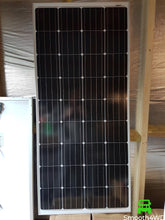 Load image into Gallery viewer, 150W 12V Solid Solar Panel