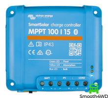 Load image into Gallery viewer, Victron SmartSolar MPPT 100/15 15A Solar Controller