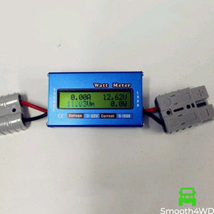 12V Digital Watt Meter