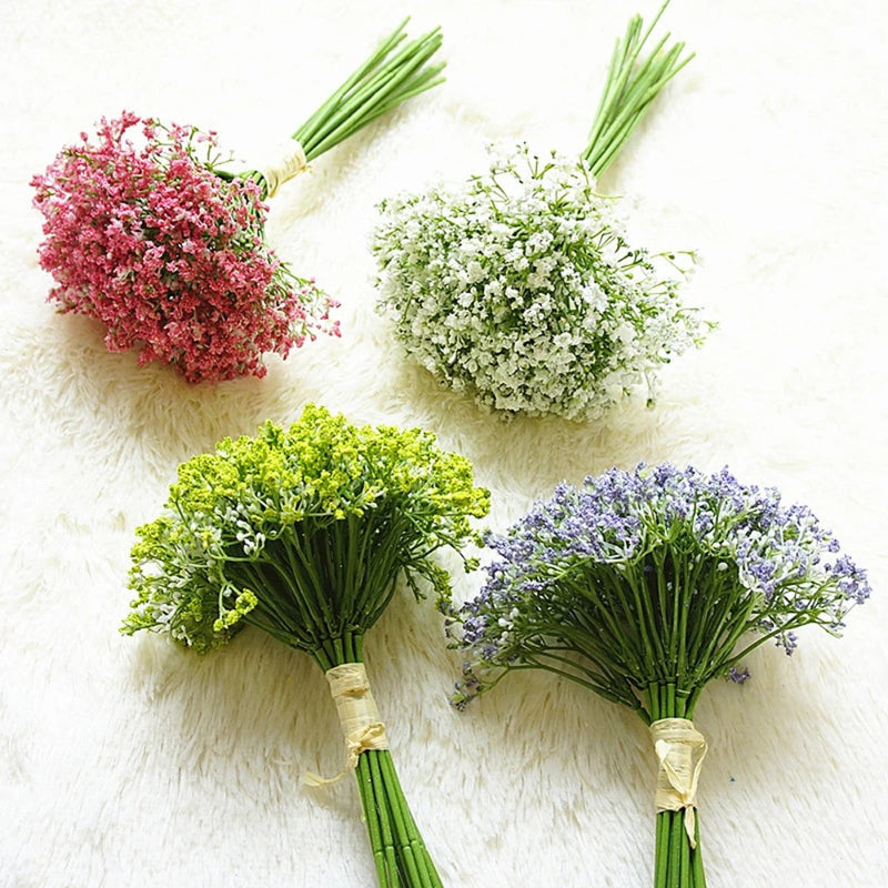 Baby's Breath  Bouquet DIY Decoration