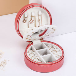 2020 Portable Jewelry Ring Box