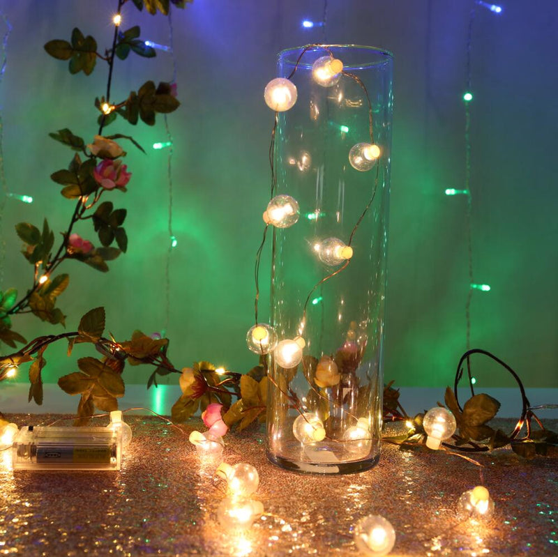 La Vie En Rose String LEDs Light Decoration