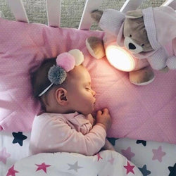 Cute Teddy Bear LED Night Light