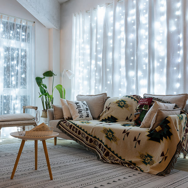 Christmas Curtain LED Fairy Lights