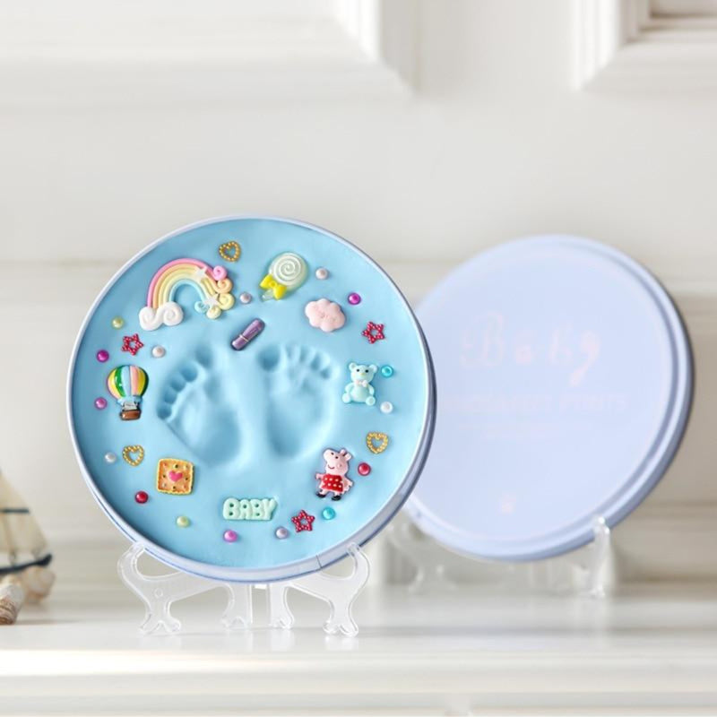 Baby Hand & Foot Print Keepsake Kit
