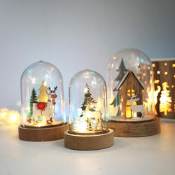 A Sparkly Christmas LED Night Lights