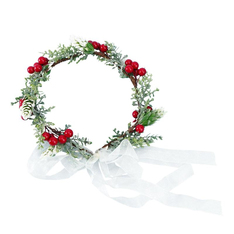 Christmas Berry Headband