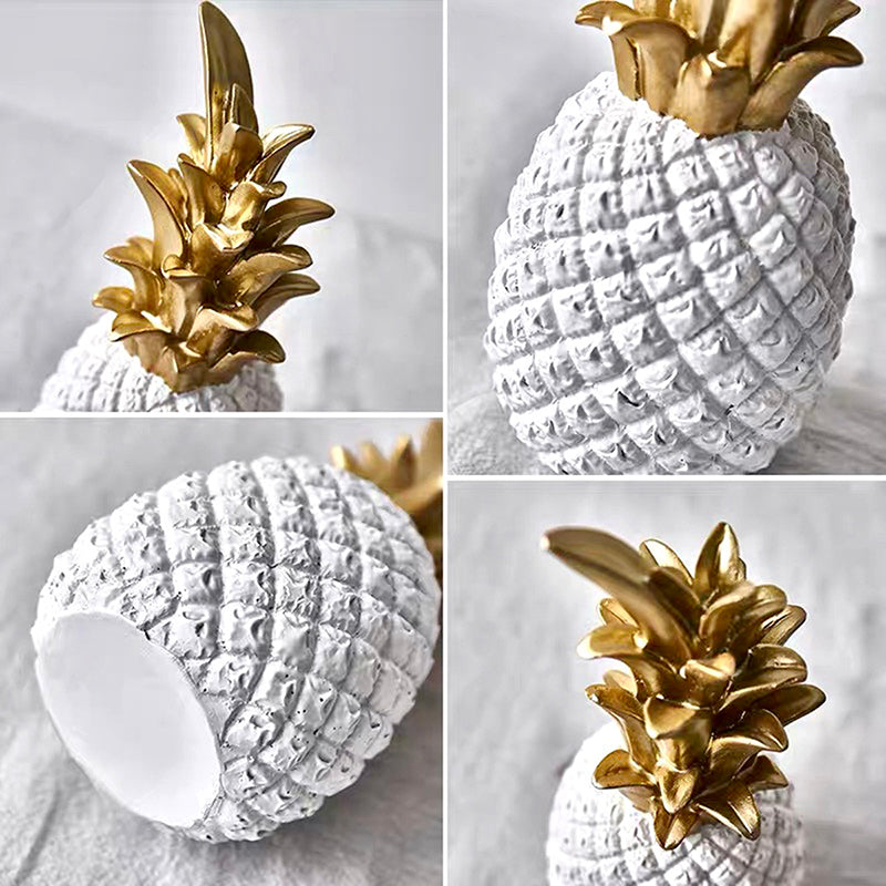 Charming Pineapple Figurine