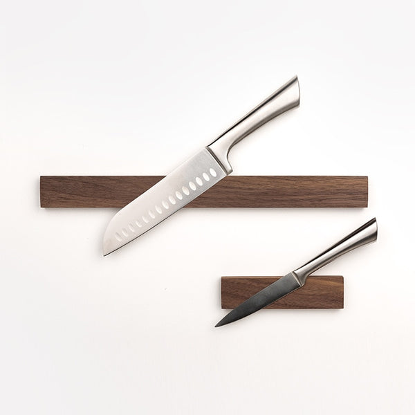 Creative Minimalism Wooden Nordic Magnetic Knife Holder - LEMI Décor