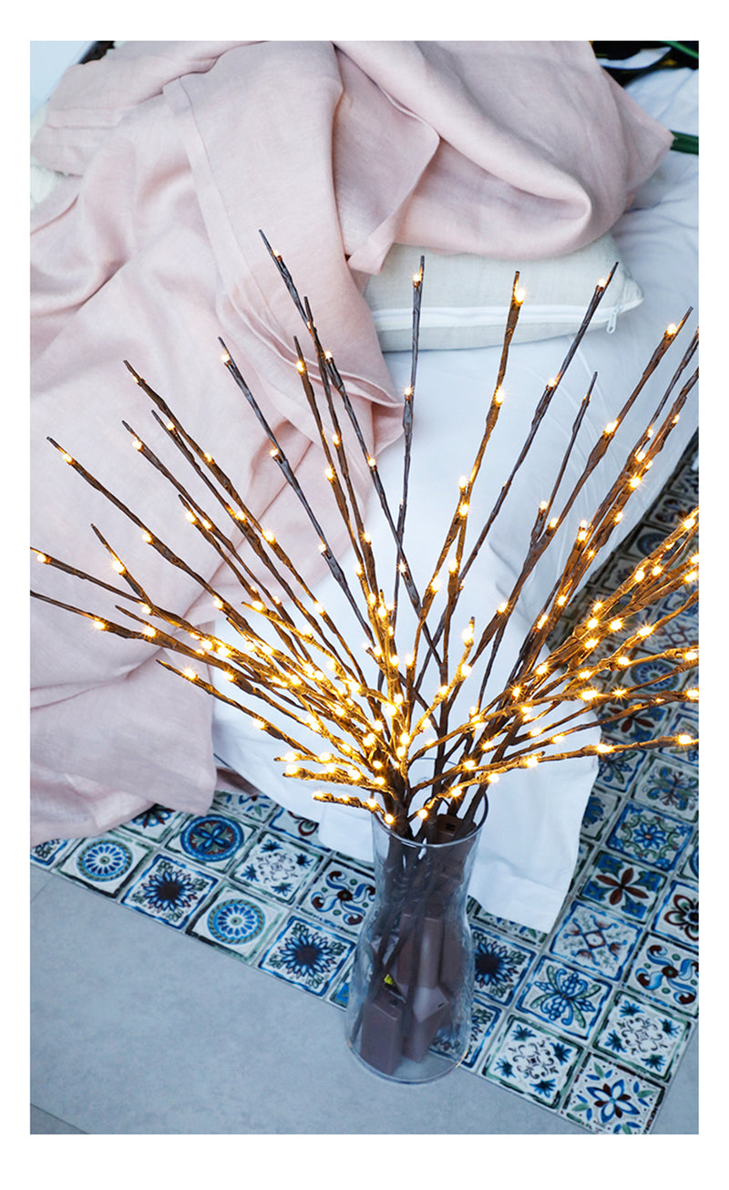 Willow Branch LED Lights Decoration