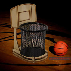 Basketball Stand DIY Pencil Holder