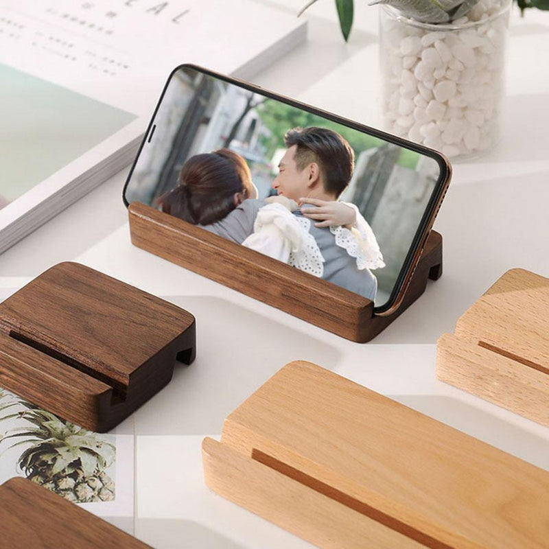 Eliza Wooden Phone Holder