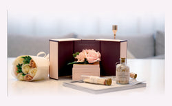 Sweet Rose Valentine Gift Box