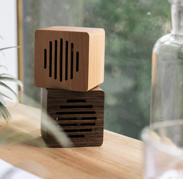 KiWoNo Wooden Music Box - LEMI Décor