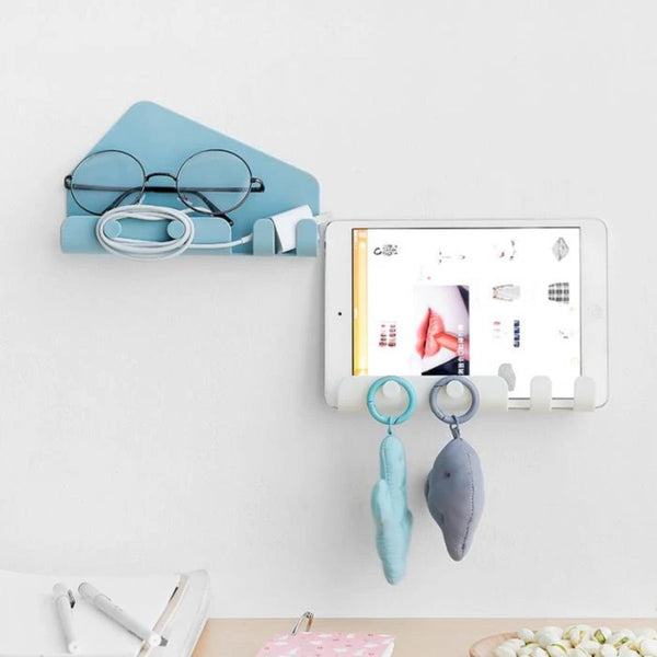 Minimalism Wall Mount Hook Key Holder