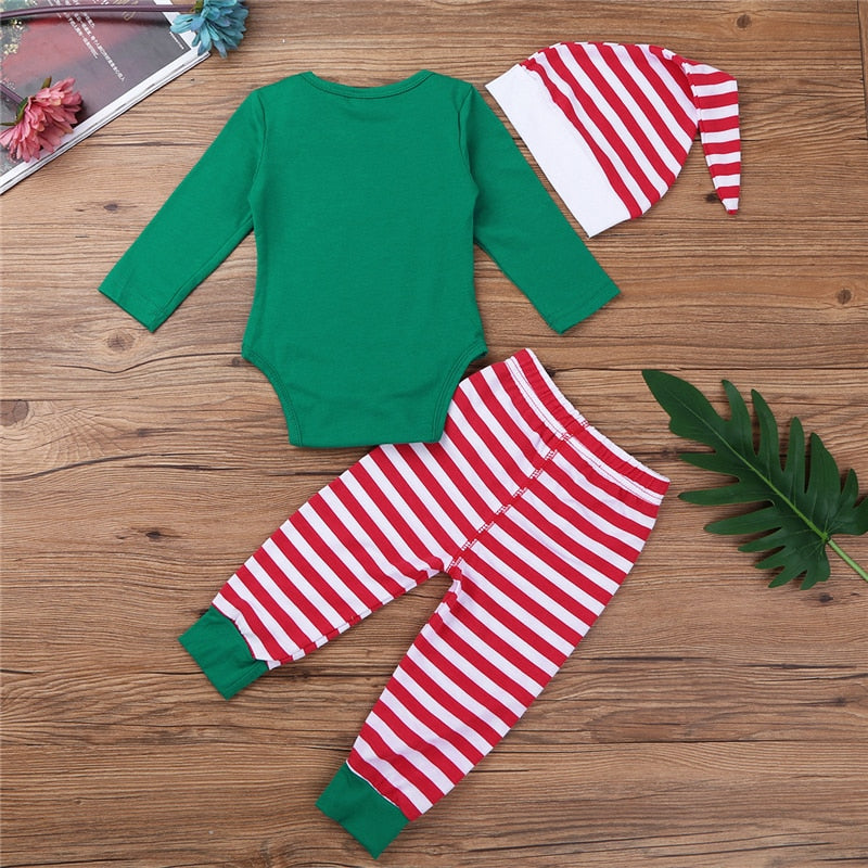 My First Christmas Baby Clothes Set