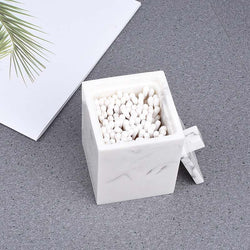Marble Resin Toothpick Holder