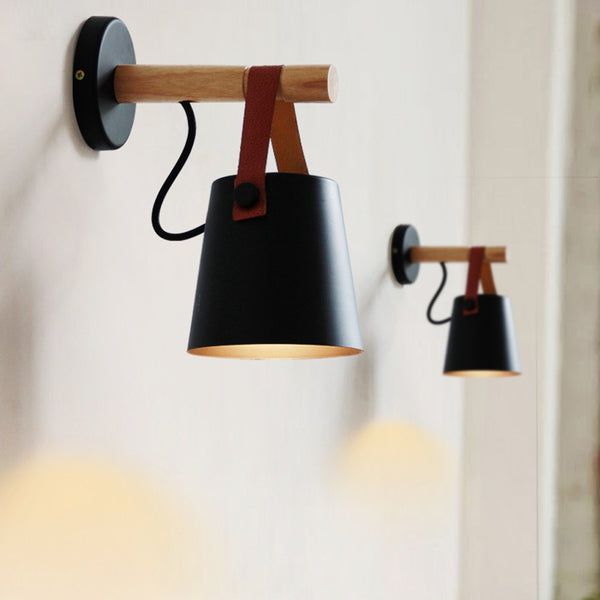 Florence™ Minimalism Wooden Light - LEMI Décor
