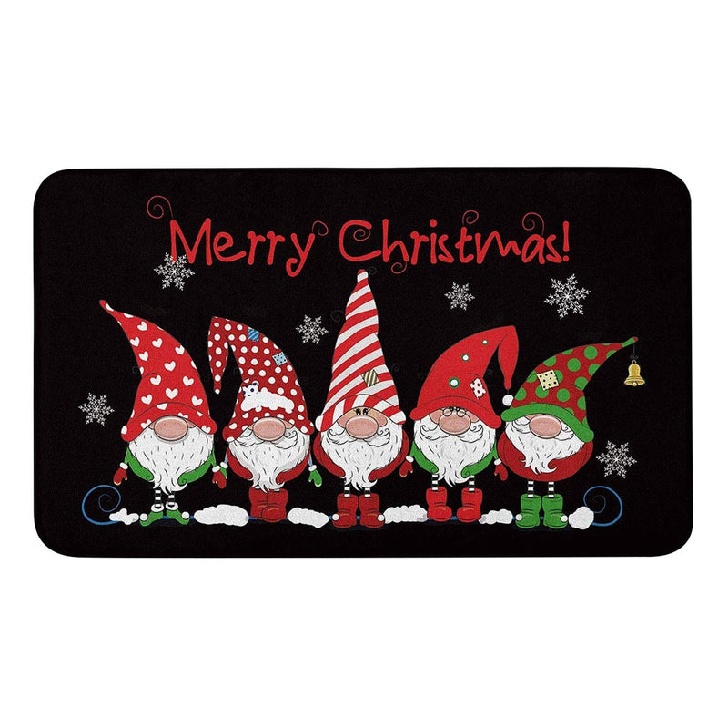 Merry Christmas Gnome Rugs