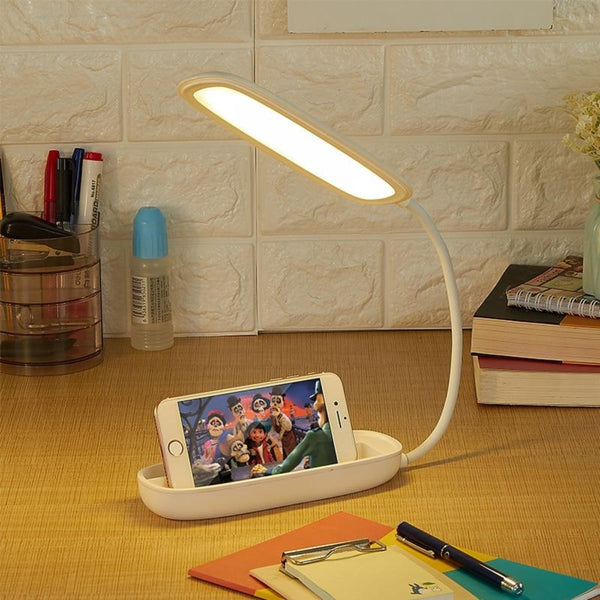 2-in 1 Foldable LED Table Lamp