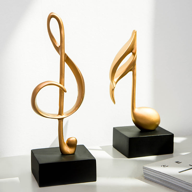 Music Notes of Life Figurine