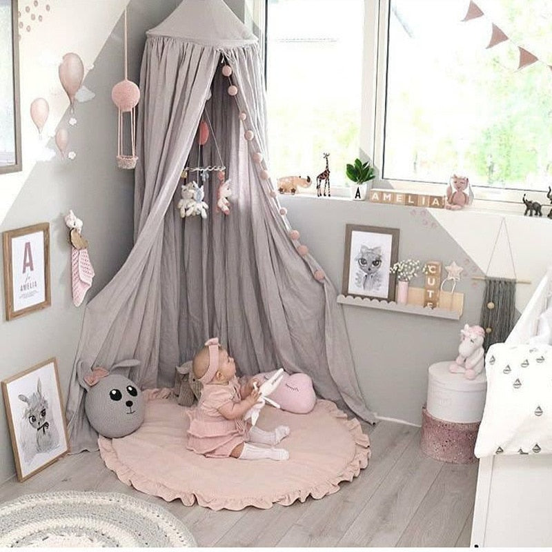 Eliza - Newborn Baby Soft Cotton Carpet