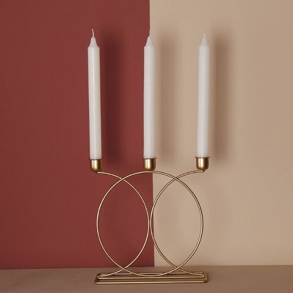 Nordic Minimalism Candle Holder Decoration - LEMI Décor