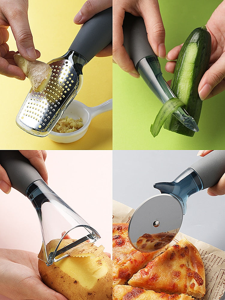 Flora Kitchen Fruit & Vegetable Cutter